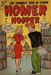 Cover Thumbnail for Homer Hooper (Marvel, 1953 series) #4
