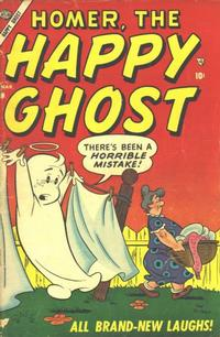 Cover Thumbnail for Homer, the Happy Ghost (Marvel, 1955 series) #1