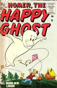 Cover Thumbnail for Homer, the Happy Ghost (Marvel, 1955 series) #2