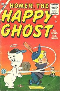 Cover Thumbnail for Homer, the Happy Ghost (Marvel, 1955 series) #3