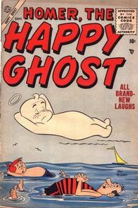 Cover Thumbnail for Homer, the Happy Ghost (Marvel, 1955 series) #4