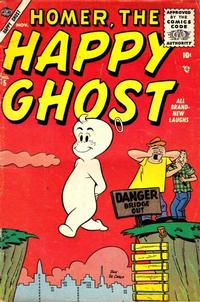 Cover Thumbnail for Homer, the Happy Ghost (Marvel, 1955 series) #5