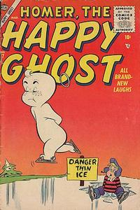 Cover Thumbnail for Homer, the Happy Ghost (Marvel, 1955 series) #7