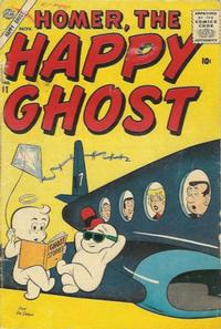 Cover Thumbnail for Homer, the Happy Ghost (Marvel, 1955 series) #11