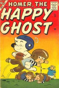 Cover Thumbnail for Homer, the Happy Ghost (Marvel, 1955 series) #14
