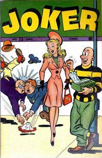 Cover Thumbnail for Joker Comics (Marvel, 1942 series) #23