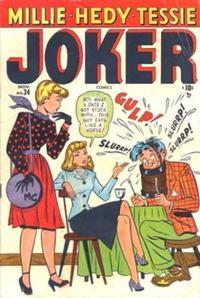 Cover Thumbnail for Joker Comics (Marvel, 1942 series) #34