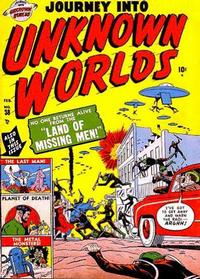 Cover Thumbnail for Journey into Unknown Worlds (Marvel, 1950 series) #38 [3]