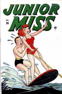 Cover Thumbnail for Junior Miss (Marvel, 1947 series) #26