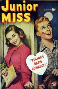 Cover Thumbnail for Junior Miss (Marvel, 1947 series) #35