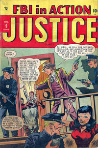 Cover Thumbnail for Justice (Marvel, 1947 series) #9 [3]