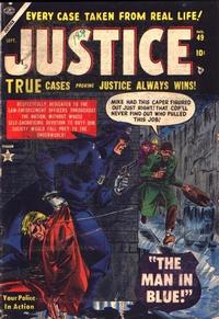 Cover Thumbnail for Justice (Marvel, 1947 series) #49