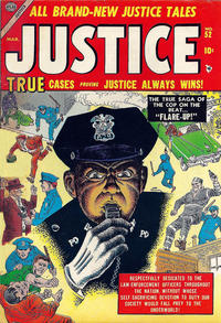 Cover Thumbnail for Justice (Marvel, 1947 series) #52