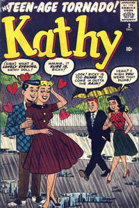 Cover Thumbnail for Kathy (Marvel, 1959 series) #2