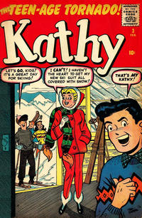 Cover Thumbnail for Kathy (Marvel, 1959 series) #3