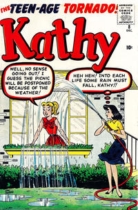 Cover Thumbnail for Kathy (Marvel, 1959 series) #8