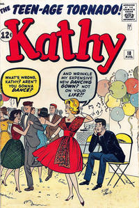 Cover Thumbnail for Kathy (Marvel, 1959 series) #18