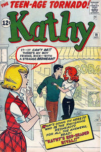 Cover Thumbnail for Kathy (Marvel, 1959 series) #19