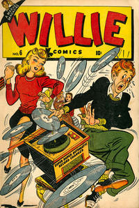 Cover Thumbnail for Willie Comics (Marvel, 1946 series) #6