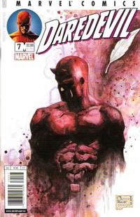 Cover Thumbnail for Daredevil (Seriehuset AS, 2003 series) #7