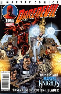 Cover Thumbnail for Daredevil (Seriehuset AS, 2003 series) #9