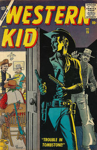 Cover Thumbnail for Western Kid (Marvel, 1954 series) #15