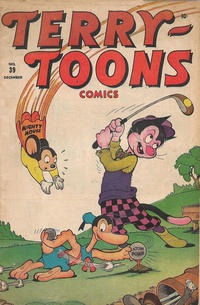 Cover Thumbnail for Terry-Toons Comics (Marvel, 1942 series) #39