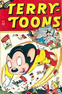 Cover Thumbnail for Terry-Toons Comics (Marvel, 1942 series) #53