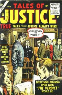 Cover Thumbnail for Tales of Justice (Marvel, 1955 series) #60