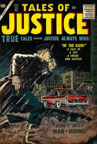 Cover Thumbnail for Tales of Justice (Marvel, 1955 series) #62