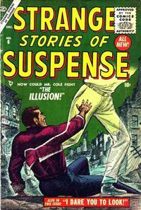 Cover Thumbnail for Strange Stories of Suspense (Marvel, 1955 series) #6