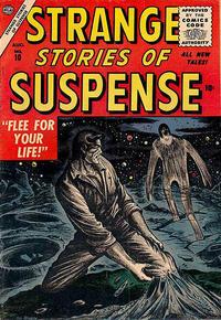 Cover Thumbnail for Strange Stories of Suspense (Marvel, 1955 series) #10
