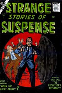 Cover Thumbnail for Strange Stories of Suspense (Marvel, 1955 series) #11