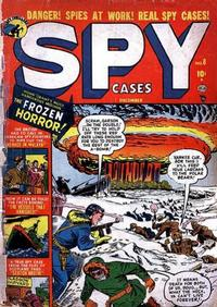 Cover Thumbnail for Spy Cases (Marvel, 1951 series) #8