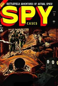 Cover Thumbnail for Spy Cases (Marvel, 1951 series) #11
