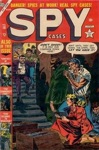 Cover Thumbnail for Spy Cases (Marvel, 1951 series) #18