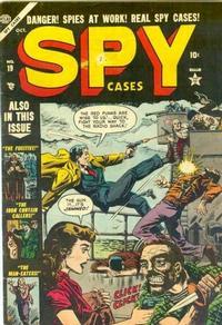 Cover Thumbnail for Spy Cases (Marvel, 1951 series) #19