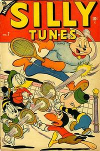 Cover Thumbnail for Silly Tunes (Marvel, 1945 series) #7