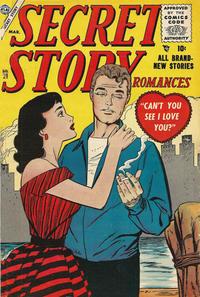 Cover Thumbnail for Secret Story Romances (Marvel, 1953 series) #21