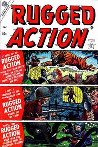 Cover Thumbnail for Rugged Action (Marvel, 1954 series) #1