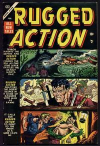 Cover Thumbnail for Rugged Action (Marvel, 1954 series) #2