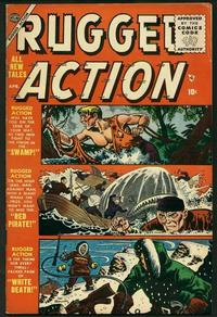 Cover Thumbnail for Rugged Action (Marvel, 1954 series) #3