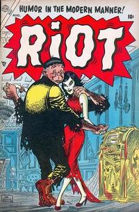 Cover Thumbnail for Riot (Marvel, 1954 series) #3