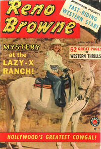 Cover Thumbnail for Reno Browne (Marvel, 1950 series) #50