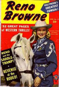 Cover Thumbnail for Reno Browne (Marvel, 1950 series) #51