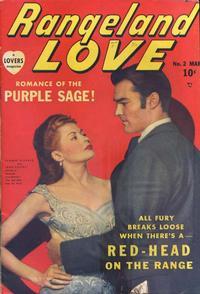 Cover Thumbnail for Rangeland Love (Marvel, 1949 series) #2