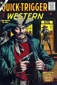 Cover Thumbnail for Quick Trigger Western (Marvel, 1956 series) #17