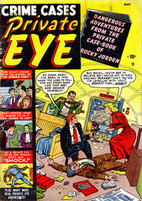 Cover Thumbnail for Private Eye (Marvel, 1951 series) #3