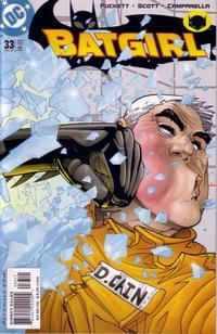 Cover Thumbnail for Batgirl (DC, 2000 series) #33