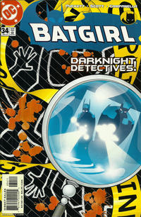 Cover for Batgirl (DC, 2000 series) #34
